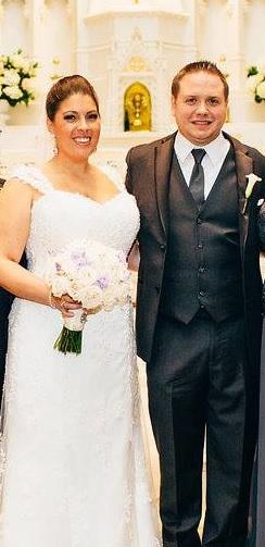 Kaitlyn Marchek, Kaitlyn Marchek wedding