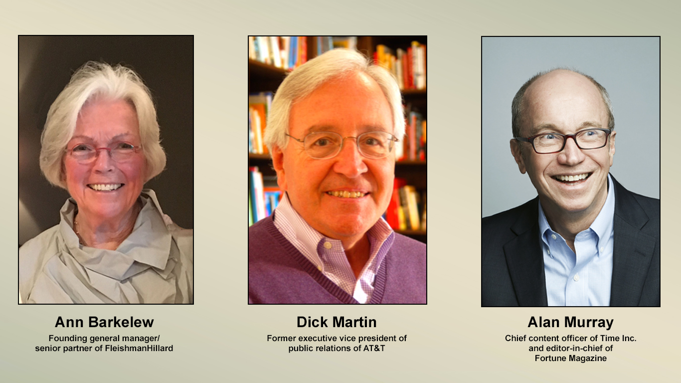 Barkelew, Martin, Murray