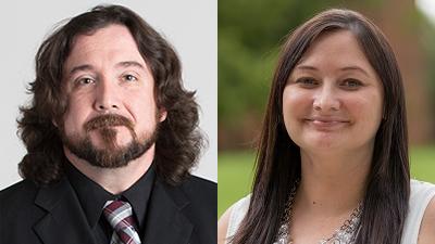 Dustin Supa and Melissa Dodd