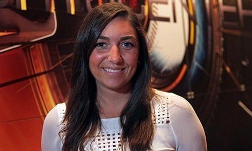 Jennifer McKenzie, Digital Video Distribution Account Manager, Disney and ESPN Media Networks