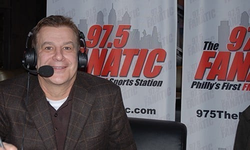 Mike Missanelli, Sports Radio Host, 97.5 The Fanatic, Philadelphia
