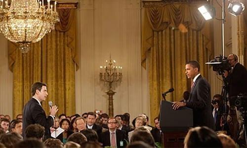 Ben Feller, Managing Director, Mercury Public Affairs // Former AP White House Correspondent