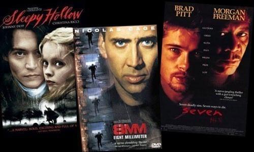Andrew Kevin Walker, Screenwriter, Se7en, 8mm, Sleepy Hollow