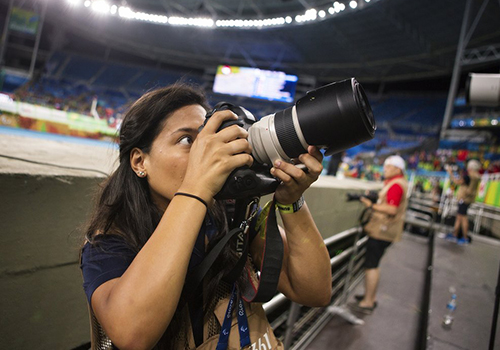 Paralympics photographer