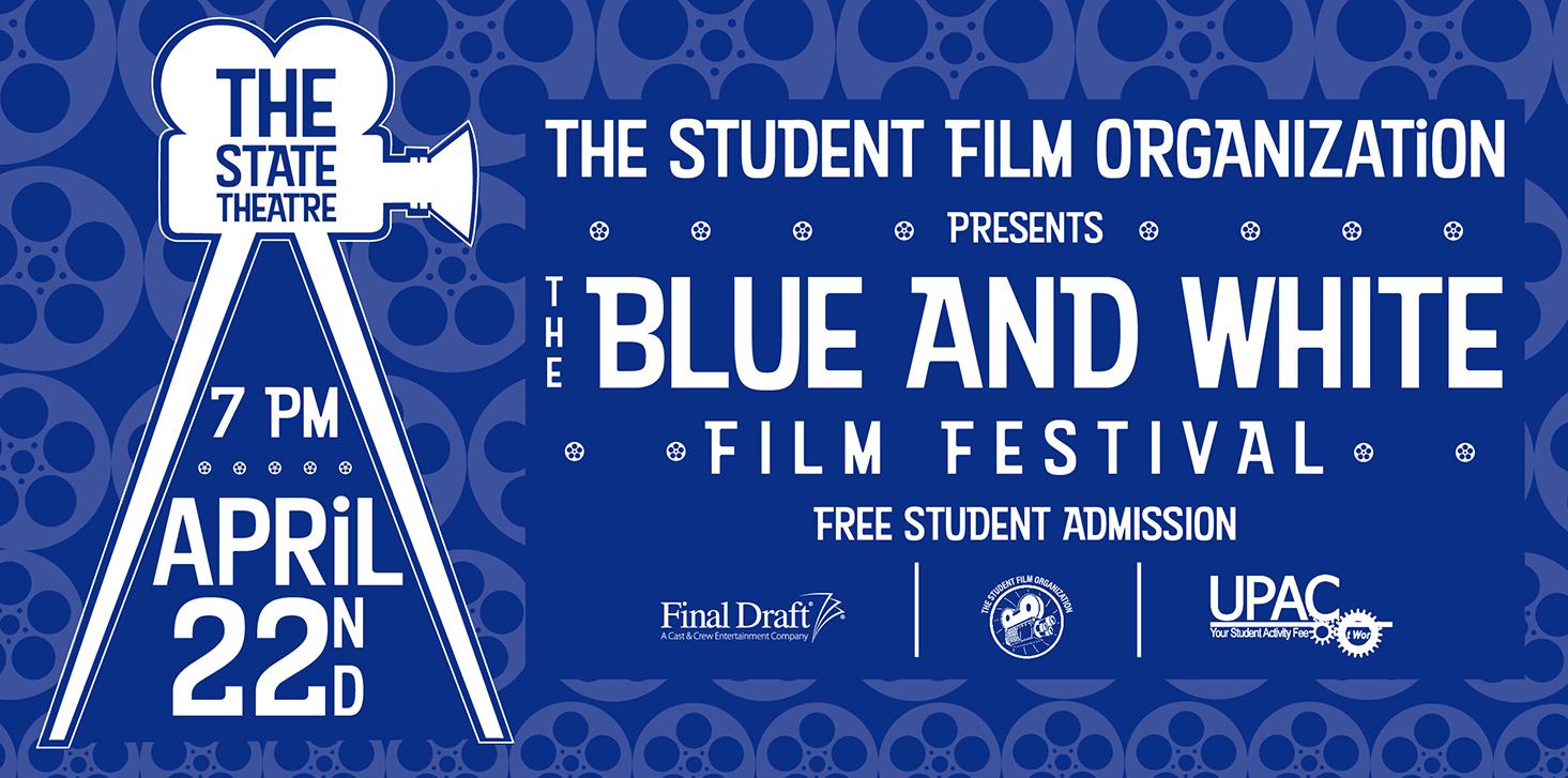 Blue and White Film Festival