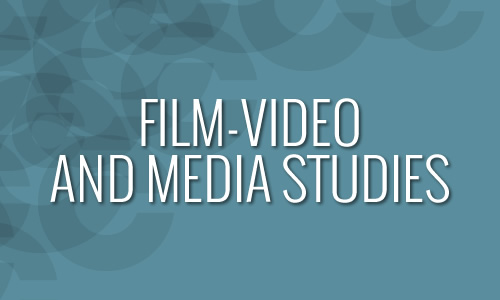 Department of Film-Video and Media Studies