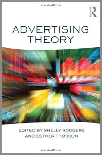 Book Cover of Advertising Theory
