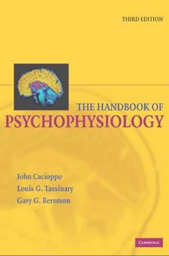 Alumni board book cover of handbook of psychophysiology fandeluxe Gallery
