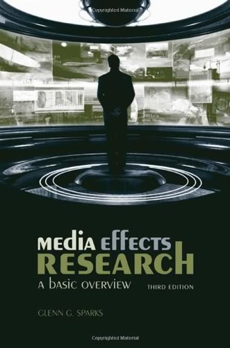 Book Cover of Media Effects Research