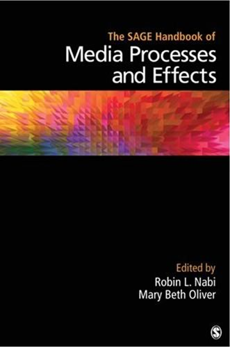 Book Cover of Media Processes and Effects