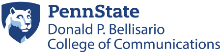 Penn State College of Communications Logo