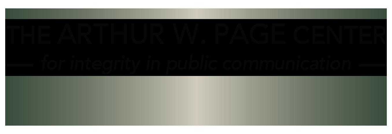 2018 Page Awards