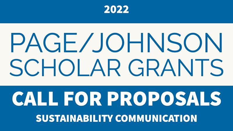 Call Image - 2022 Sustainability