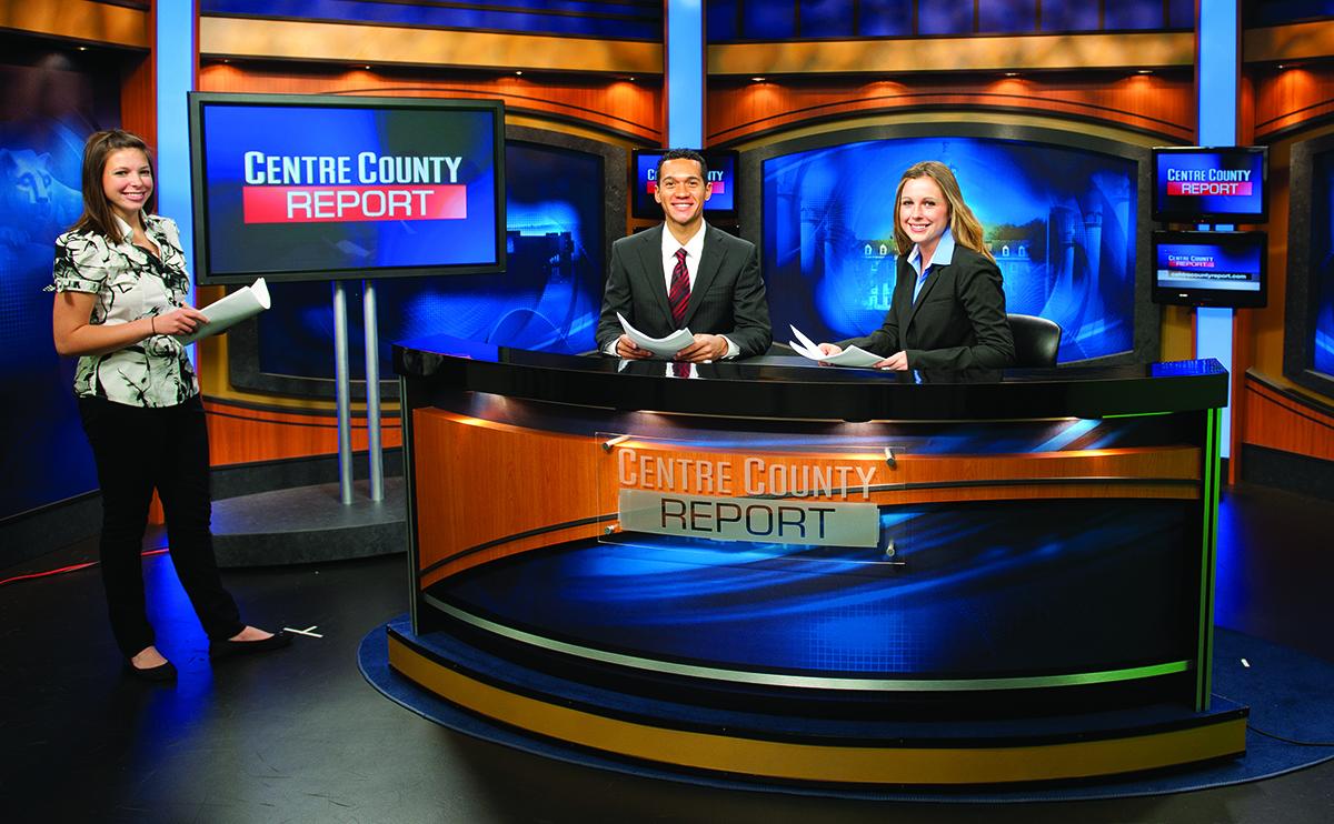 Centre County Report set