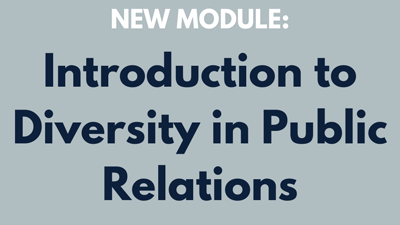 Introduction to Diversity in Public Relations