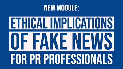 Page Center Fake News Module