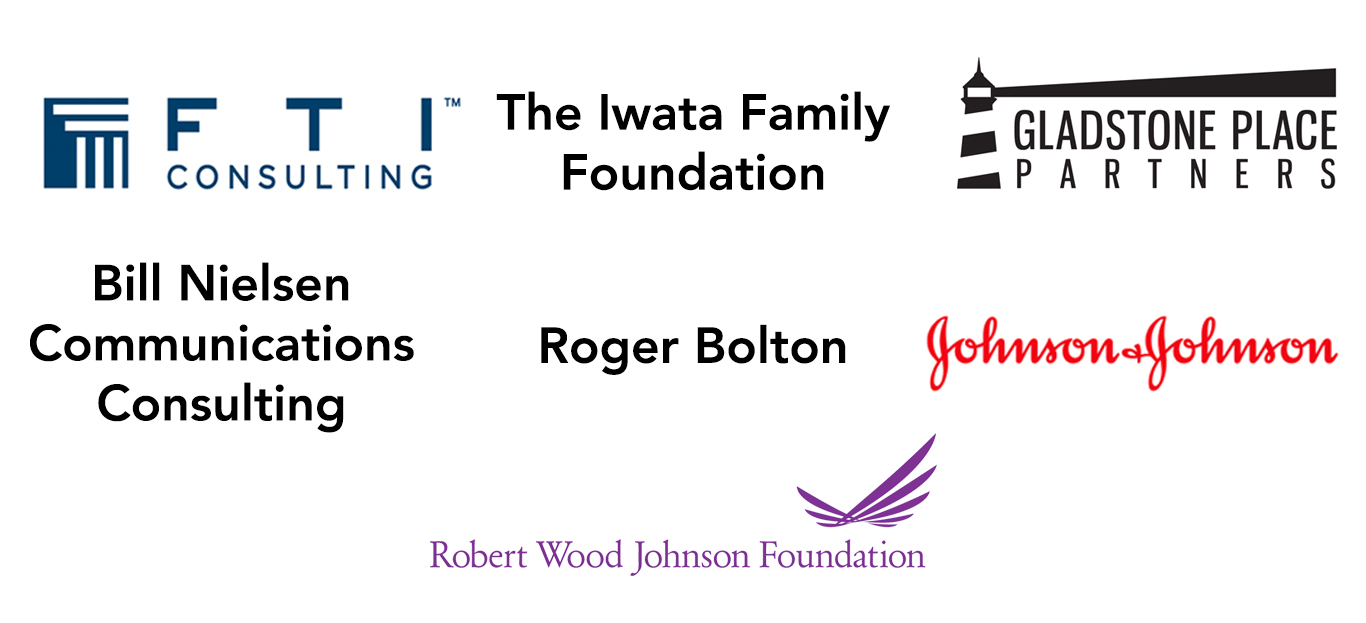 2019 Page Sponsors