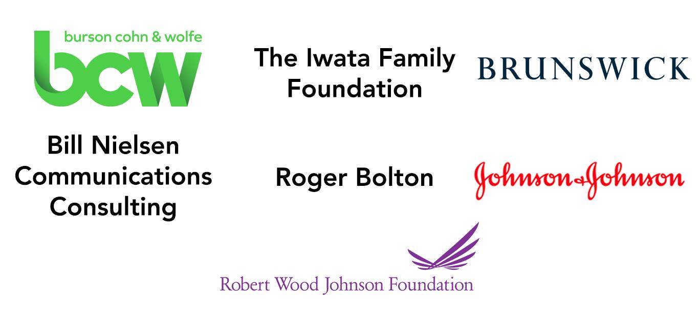 The 2020 Sponsors