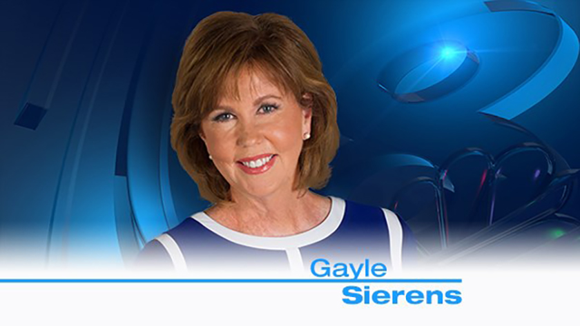 """""""A Conversation with Gayle Sierens"""""""