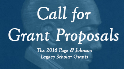 Page and Johnson Legacy Scholar program