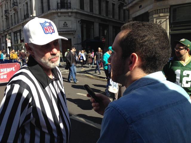 NFL in London 4