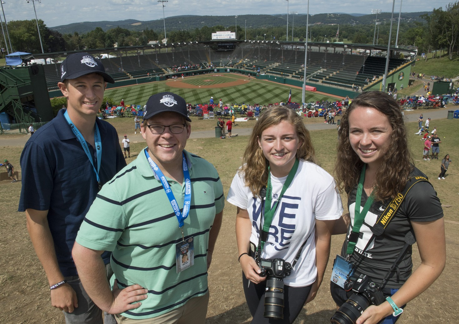 Little League World Series crew, 2017