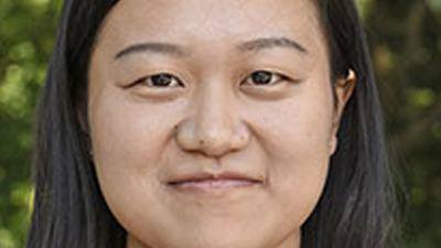 Lewen Wei, Penn State Ph.D. student
