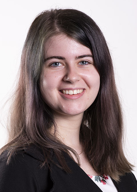 Studio headshot for Lois Brofermaker