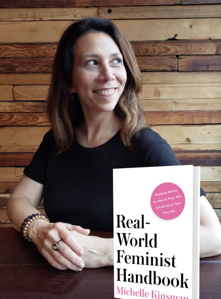 COMM Career Conversations: Michelle Kinsman