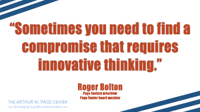 Roger Bolton