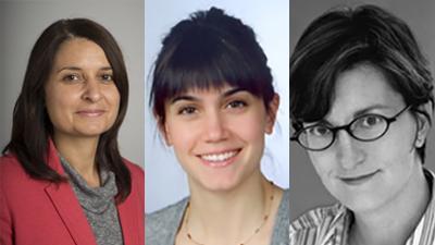 Daniela Dimitrova, Emel Ozdora, and Colleen Connolly-Ahern