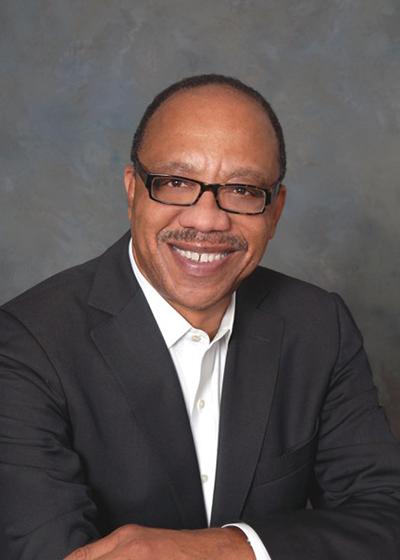 Headshot of Eugene Robinson
