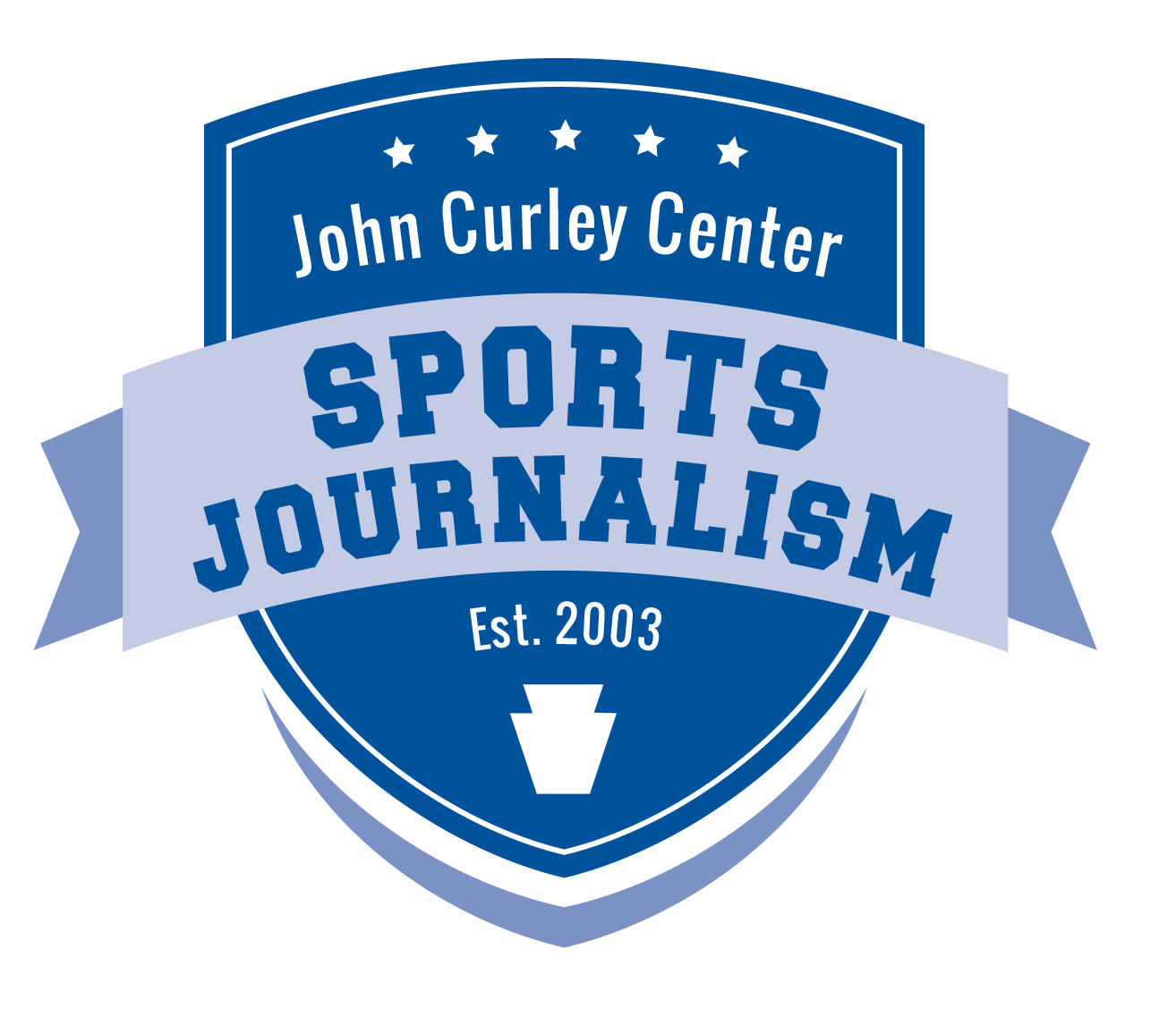 Curley Center shield