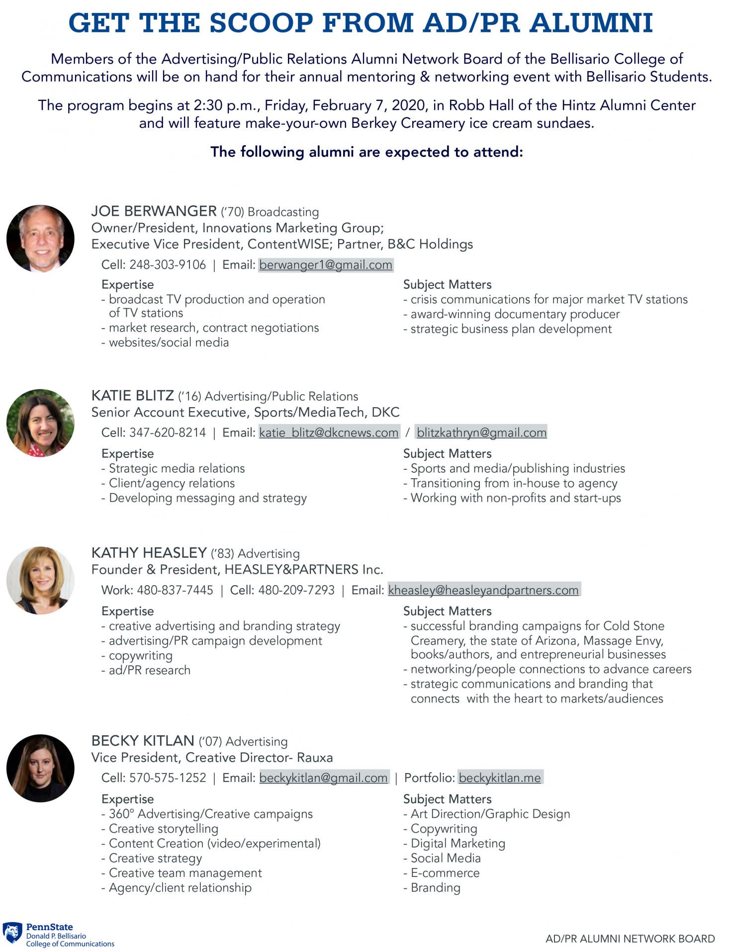Ad/PR Mentors 2020