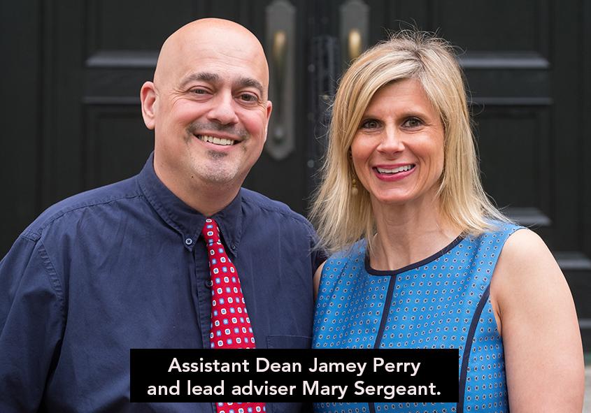 Advising leads, 2019