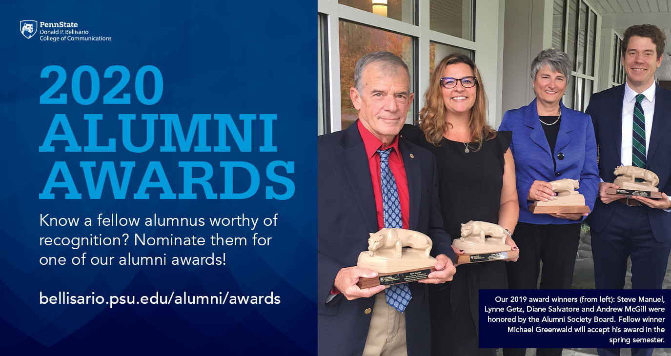 Alumni Awards image