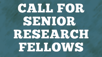 Call for Fellow, the senior research type