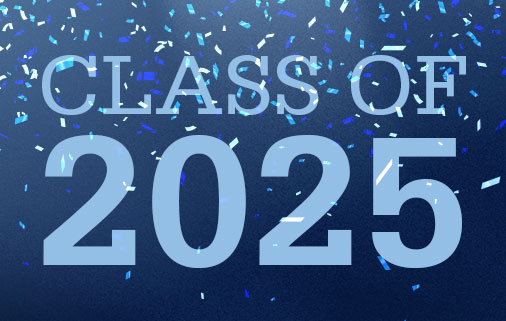 Class of 2025 graphic