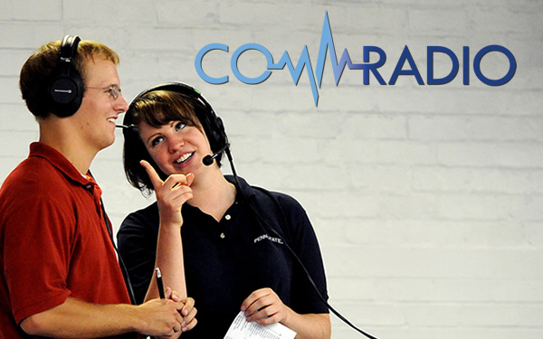 CommRadio playbyplay duo