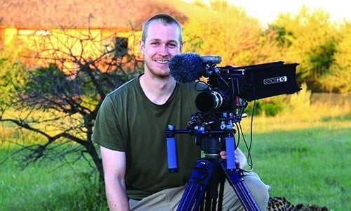 Greg Harriott, Award-Winning Cinematographer/Filmmaker