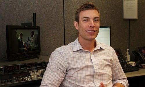 Matt Rissmiller, Head of Production, Uninterrupted