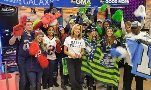 Lara Spencer, Co-Anchor, ABC's Good Morning America