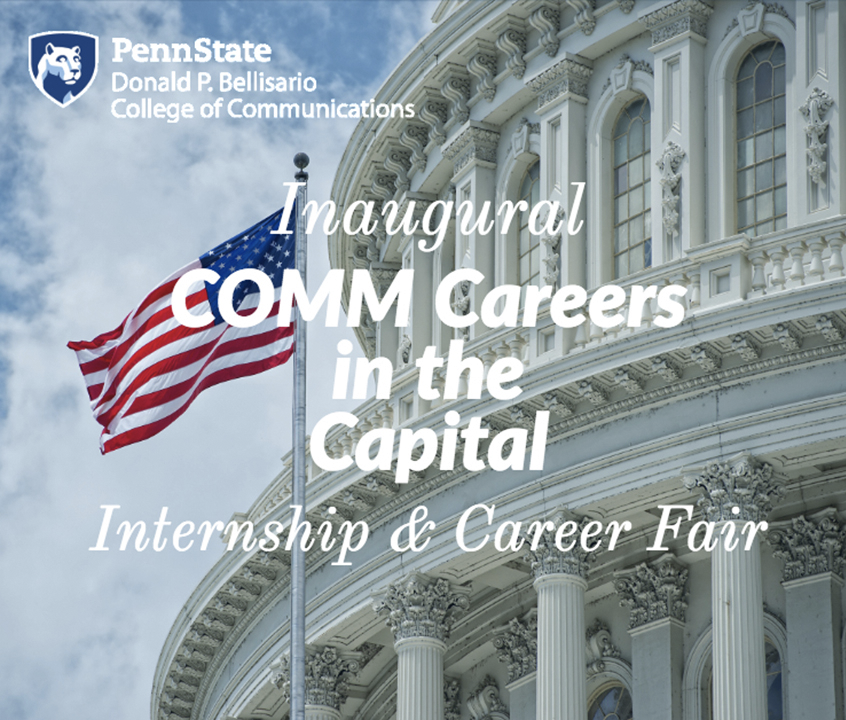 COMM Careers in the Capital
