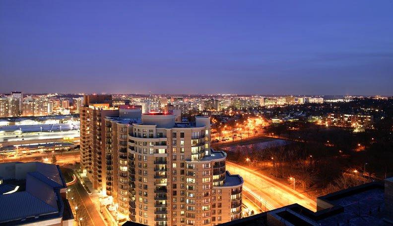 Instrata apartments, D.C.