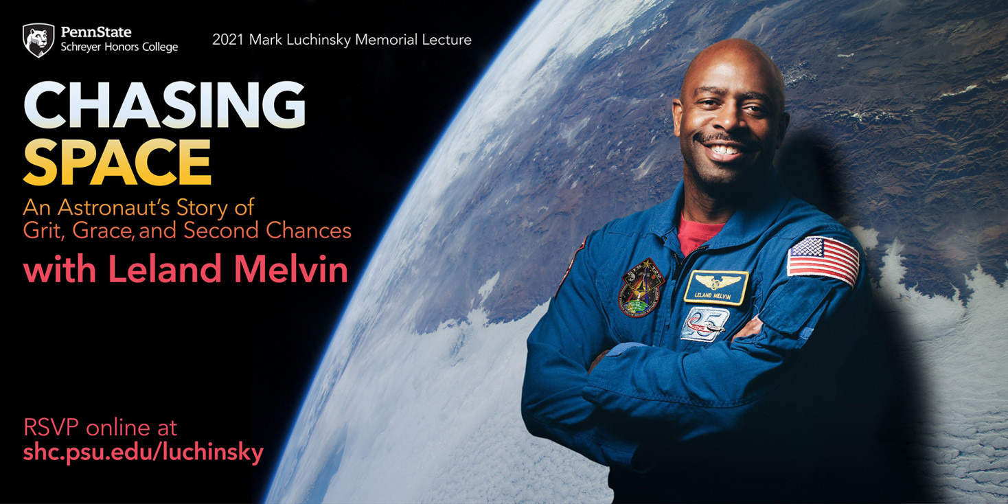 """""""Chasing Space: An Astronaut's Story of Grit, Grace and Second Chances"""""""