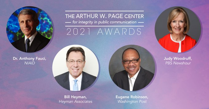 The Page Center Awards