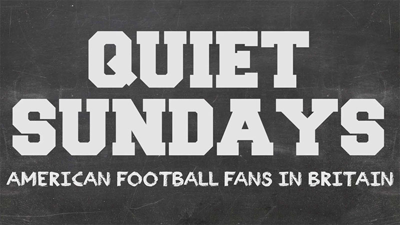 Quiet Sundays - Film Posterframe