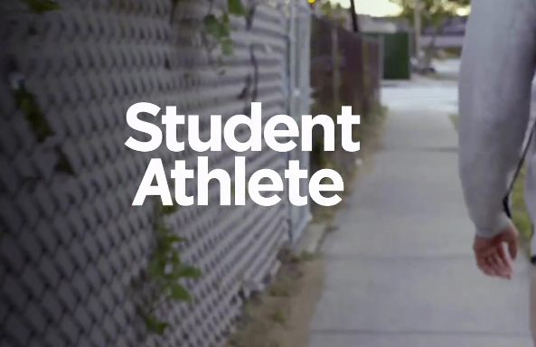 """Panel Discussion and Film Screening: """"Student-Athlete"""""""