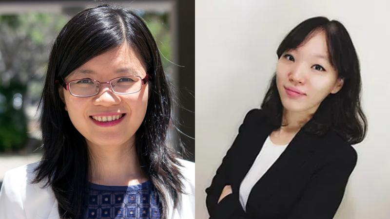 Weiting Tao and Yeunjae Lee, University of Miami