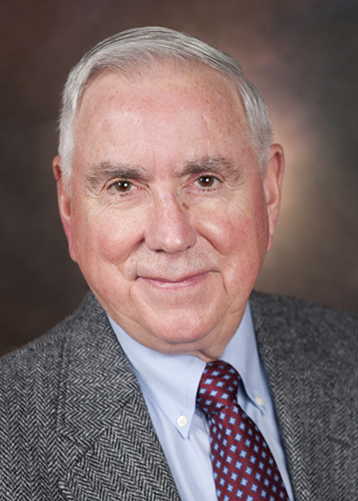 Headshot of Gene Foreman